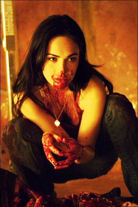 jennifer body, megan fox