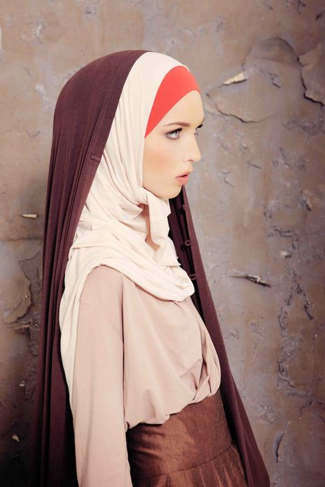 muslim, fashion, girl