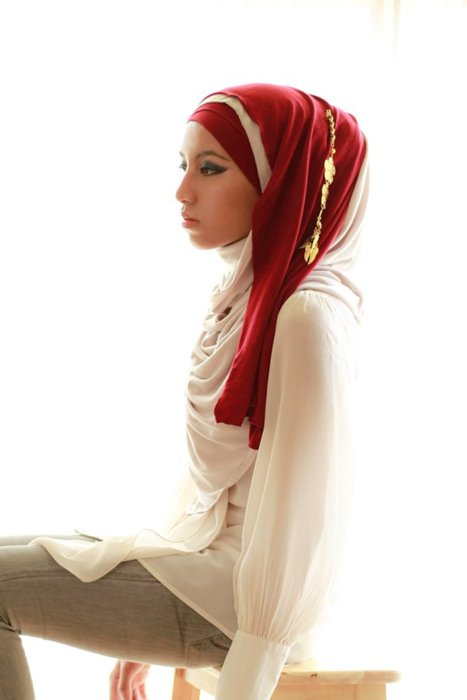 fashion, girl, muslim