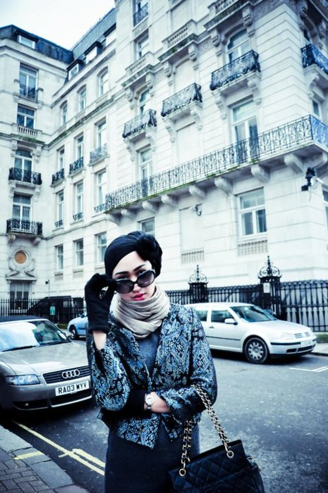 muslims, fashion, hijab, style, vintage