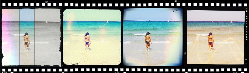 olivia, beach, photos, film, vintage