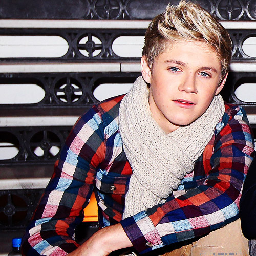blonde, boy, cute, flannel, horan, niall, niall horan, one direction, scarf, sexy
