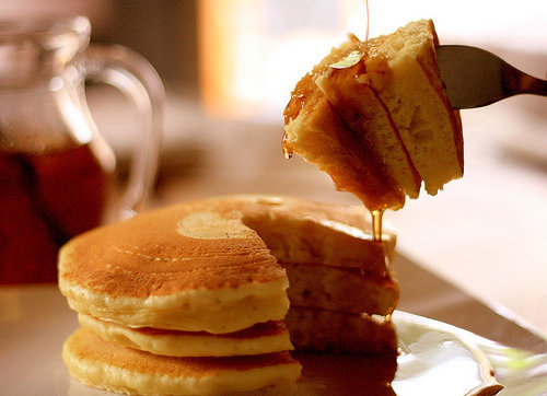 pancakes, honey, amazing, beautiful, food