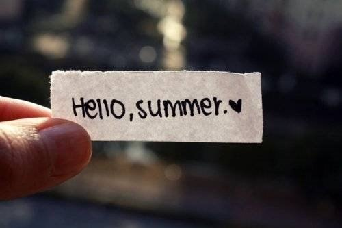quote, hello, summer, amazing