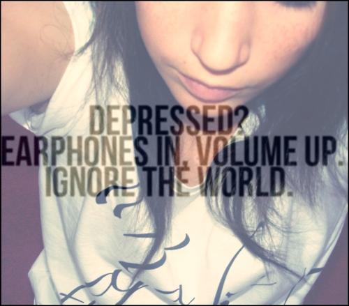 quotes, quote, girl, music, depressed