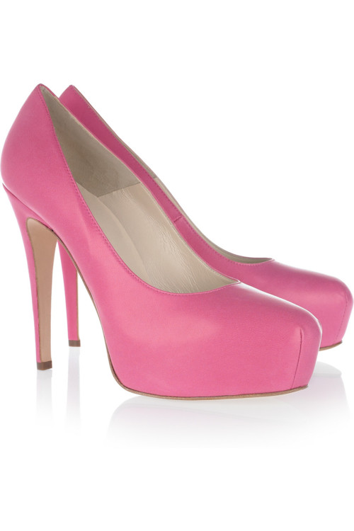 shoes, pink, fashion