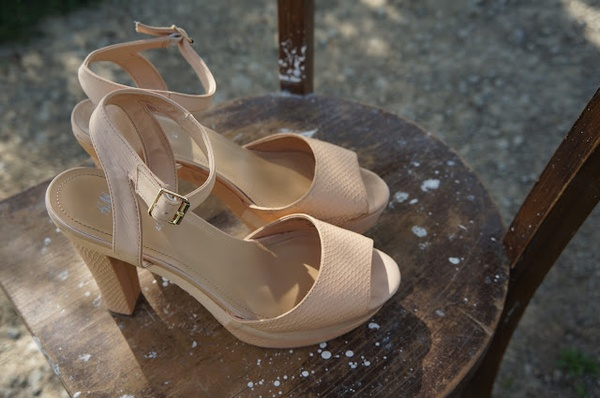 shoes, style, fashion, nude, blog