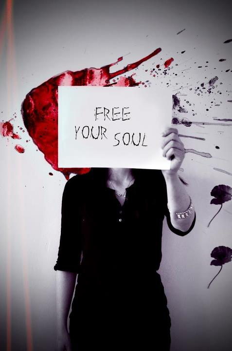 soul, free, woman, message, suicide