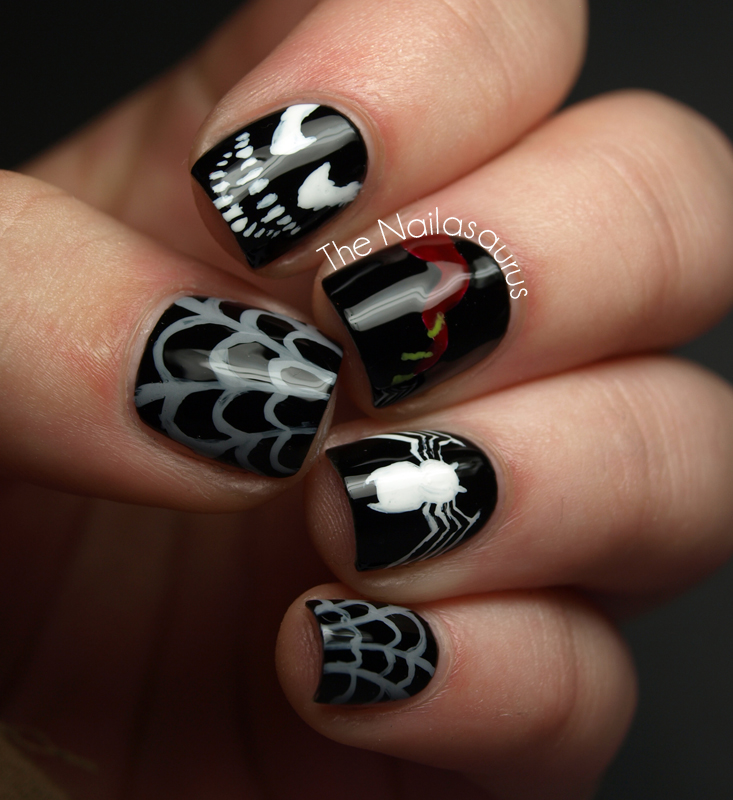 spider man, nails, villain