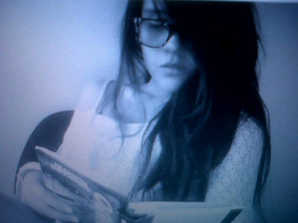 books, fashion, girl, glasses, style