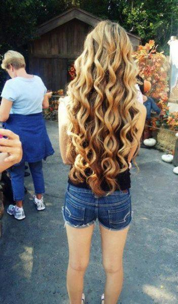 summer, girl, hair, blond