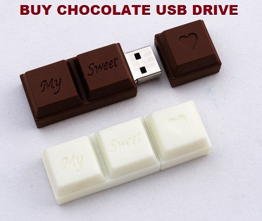 usb, flash drive, chocolate, cute, funny
