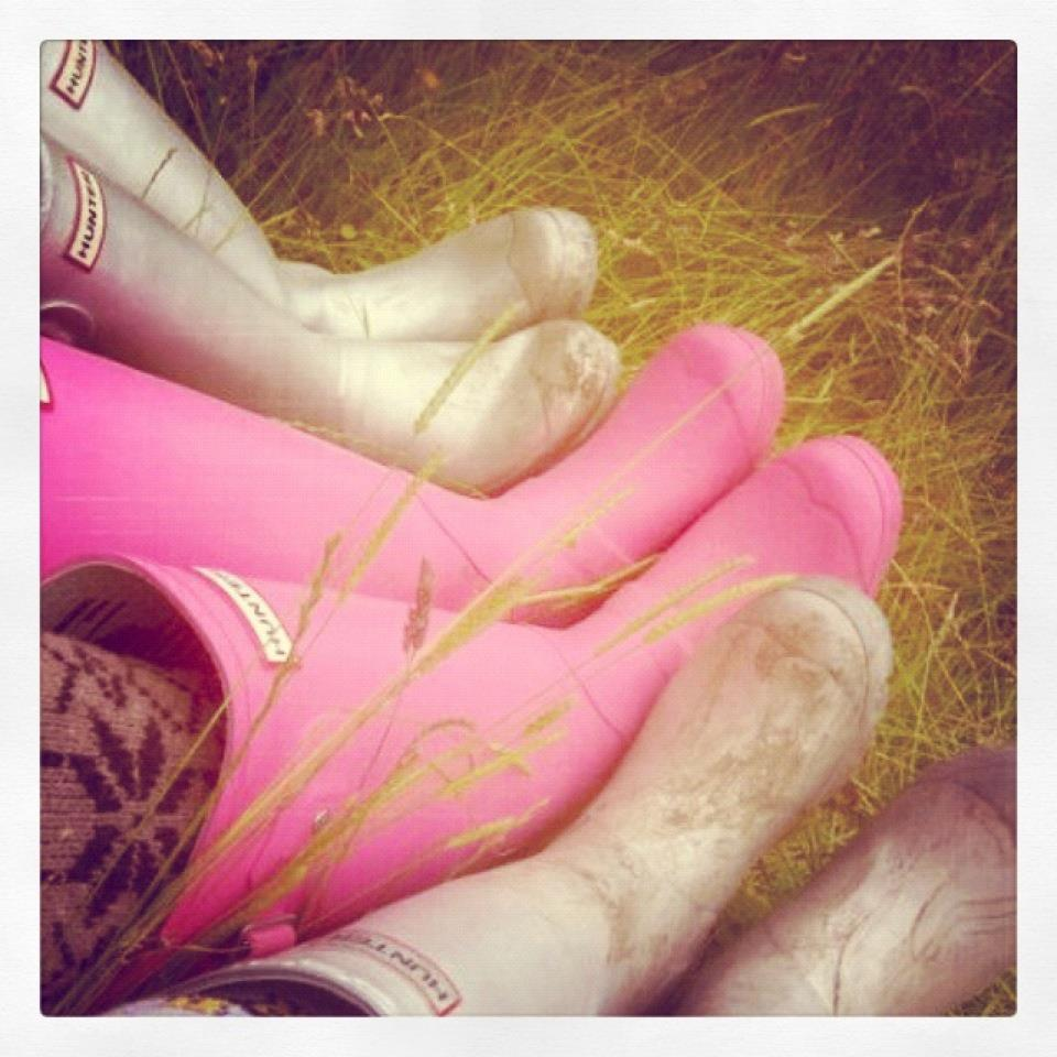 wellington boots