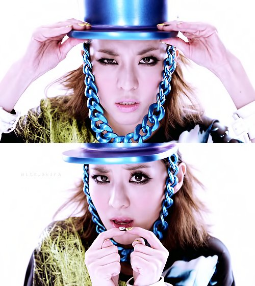 2ne1, blackjack, dara, hat, k-pop, korean, kpop, sandara