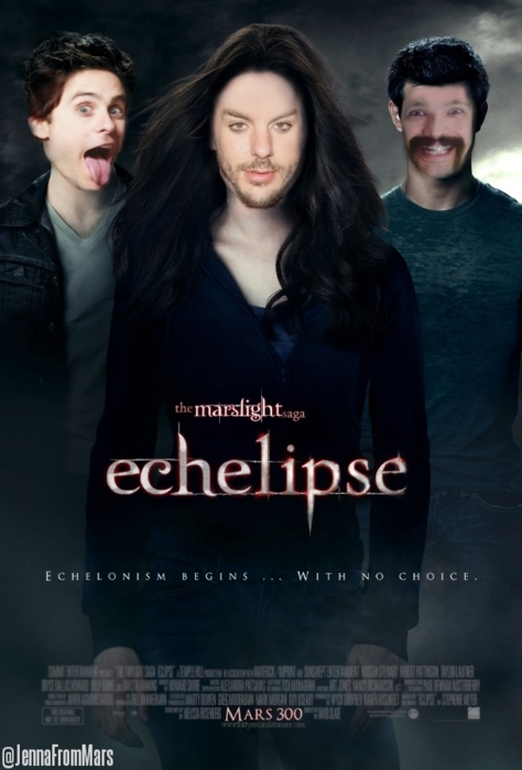 30 seconds to mars, 30stm, eclipse, funny, jared leto, lol, shannon leto, tomo milicevic, twilight