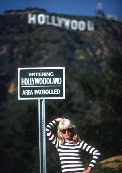 70s, 80s, blondie, california, debbie harry