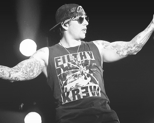 a7x, avenged sevenfold, black and white, m shadows