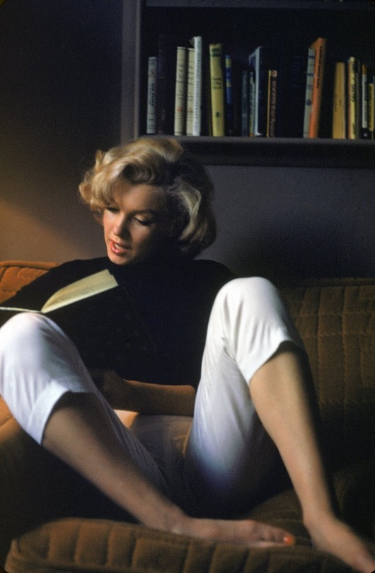actress, marilyn, marilyn monroe, model, reading