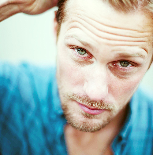alexander skarsgard, beautiful, cute, sexy, true blood