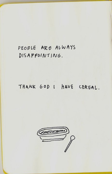 always, cereal, disappointing, girl, god