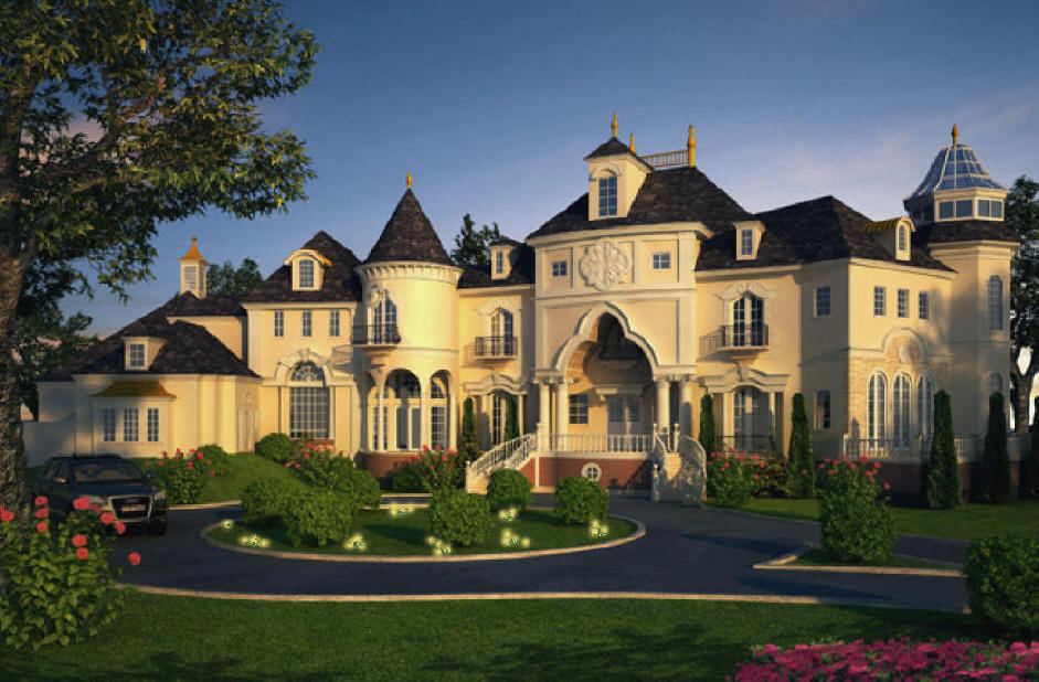 Original size of image 441915 for Amazing mansions