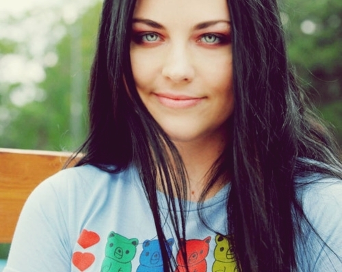 amy lee, beautiful, cute, evanescence, girl, hair