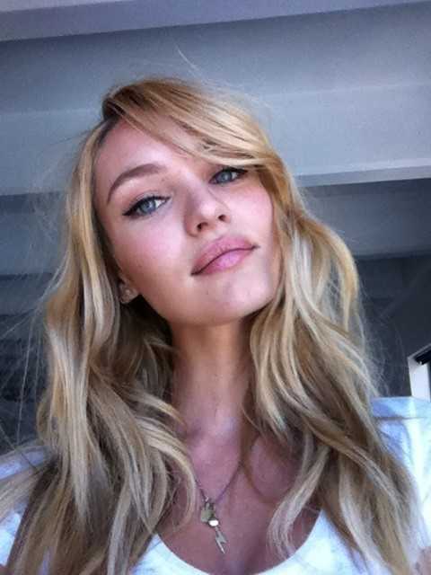 angel, beautiful, candice swanepoel, girl, hair, pretty, victorias secret