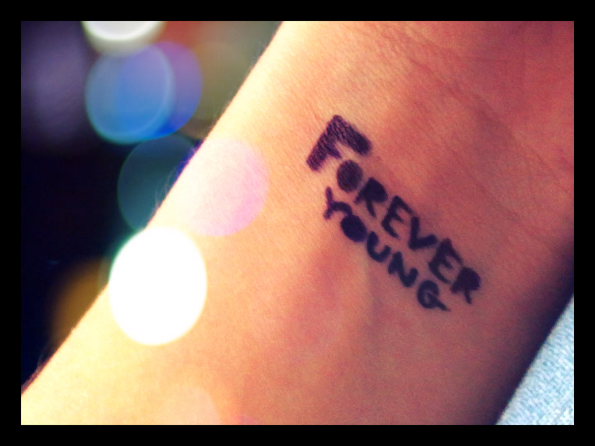 arm, forever, forever young, lyric, words