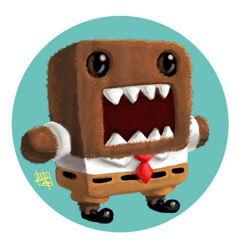 art, baby, bear, beatiful, cartoon, cute, domo, photography, sweet