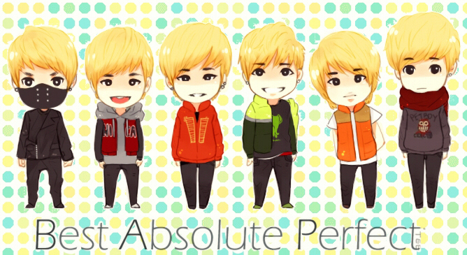art, bang yongguk, cute cute cute, daehyun, drawing