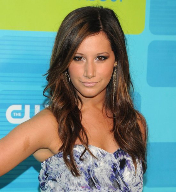 ashley tisdale, beautiful, brown, girl, hair