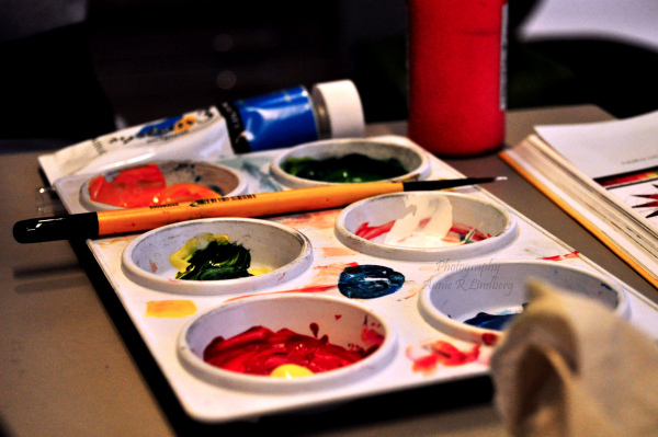 assignment, colorpalette, colors, paint, painting, paintingbrush, paintingpalette, palette, photo, photography, picture, school