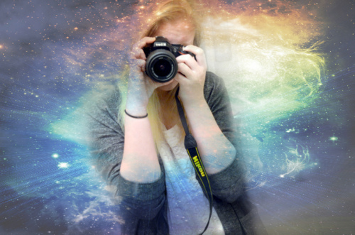 awesome, cute, girl, hipster, nikon, photography, rainbow, space, swag, trippy