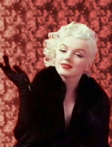 awesome, marilyn monroe, red lips, sexy