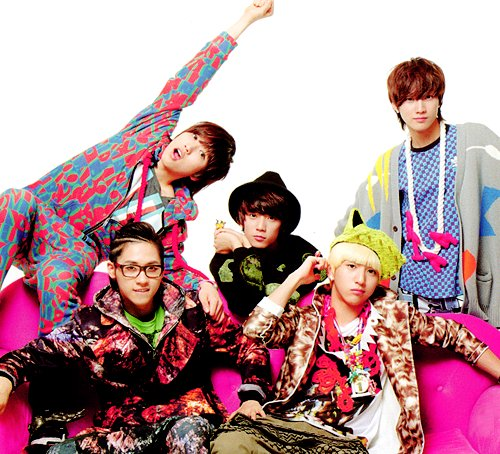 b1a4, baro, be the one all for one, boys, cha sun woo