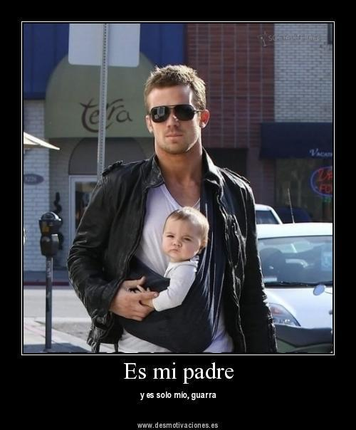 baby, cam gigandet, daughter, hot, mine, twilight