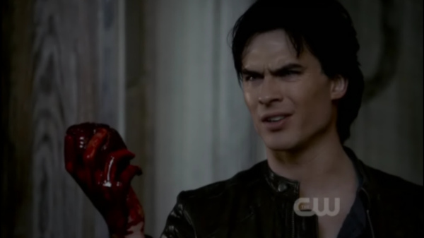 bad guy, blood, cuite, damon, damon salvatore