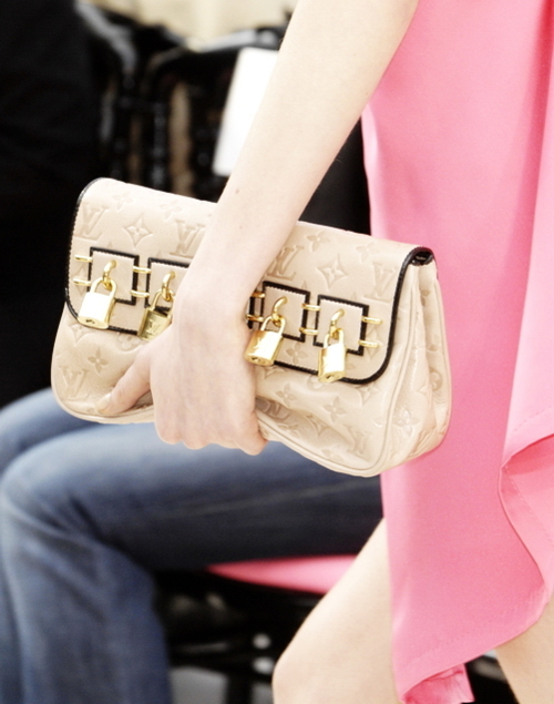 bag, catwalk, clutch, cute, dress, fashion, girl, girls, gold, louis vuitton, love, model, models, pink, style