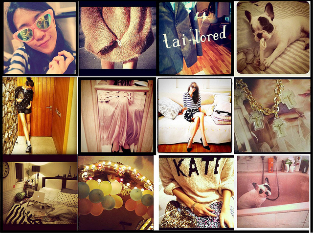 balloons, beautiful, chic, clothes, collage
