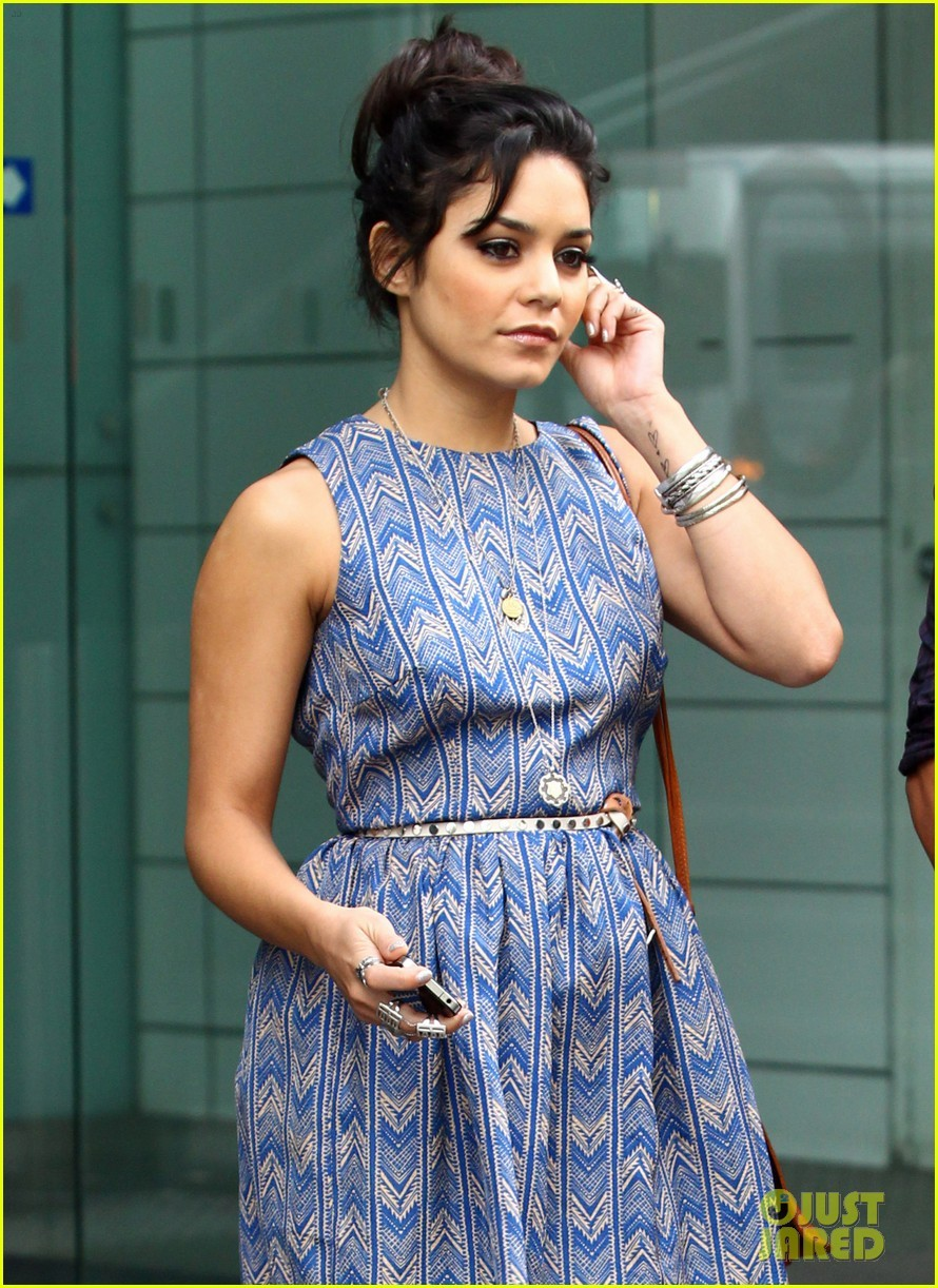 beautiful, cute, journey 2, vanessa hudgens
