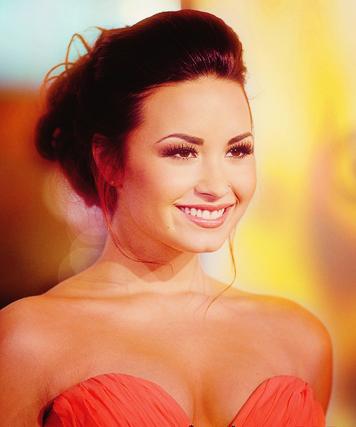 beautiful, demi lovato, hair, inspiration, singer