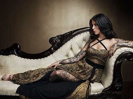 beautiful, gothic, kat von d, victorian