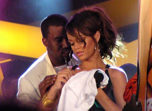 beauty, black, fashion, kanye west, rapper, rihanna, riri, robyn fenty, singer, yeezy