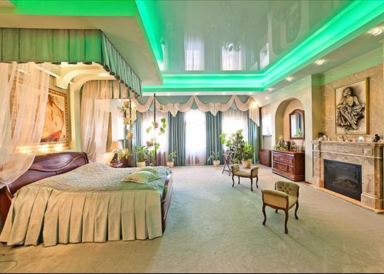 bed, decoration, green, home, house