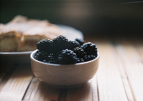 blackberry, photography, yummy