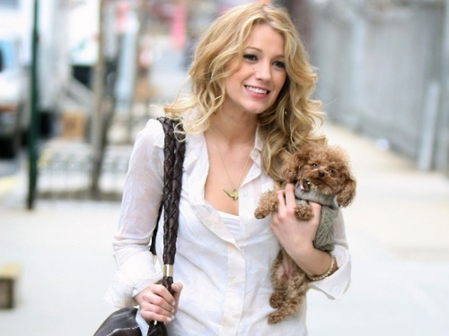 blake lively, cute, famous, girl