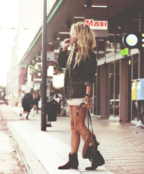 blonde, fashion, girl, hair, indie, outfit, pretty, street