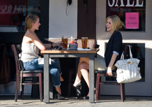 blonde, friends, hollywood, kristin cavallari, lo bosworth, los angeles, lunch, madamelulu, the hills