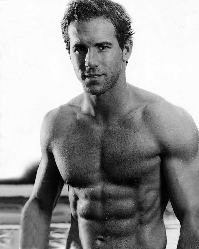 body, hot, perfect, ryan reynolds