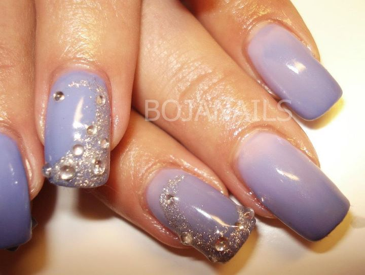 bojanails, cameleon gel, cool, cute, fashion